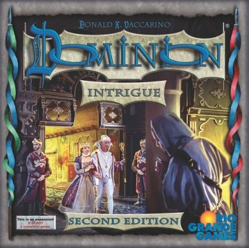 Dominion: Intrigue 2nd edition (anglicky)