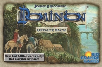 Dominion (Second Edition) - Upgrade Pack - anglicky