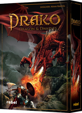 Drako: Dragon & Dwarves
