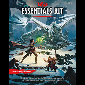 Dungeons & Dragons RPG Essential Kit