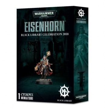 Eisenhorn - Black Library Celebration 2018