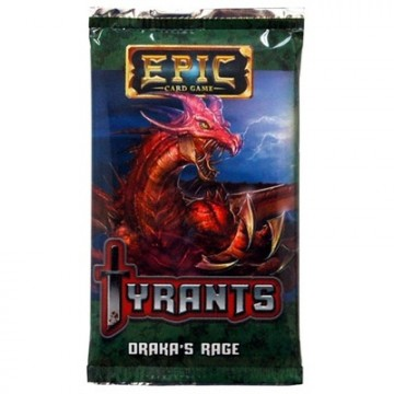 Epic - Tyrants - Draka's Rage