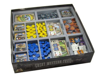 Great Western Trail Insert