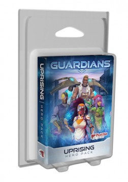 Guardians: Uprising Hero Pack