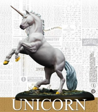 Harry Potter Miniatures Adventure Game - Unicorn