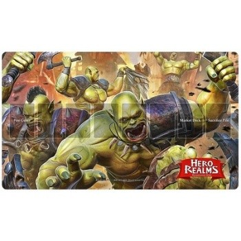 Hero Realms Playmat - Rampage