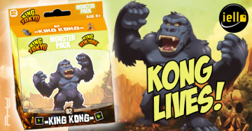 King of Tokyo / King of New York- Monster Pack: King Kong