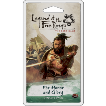 Legend of the Five Rings: The Card Game – For Honor and Glory