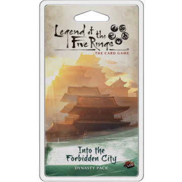 Legend of the Five Rings: The Card Game – Into the Forbidden City