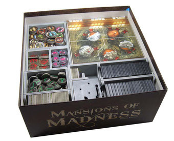 Mansions of Madness 2nd Insert