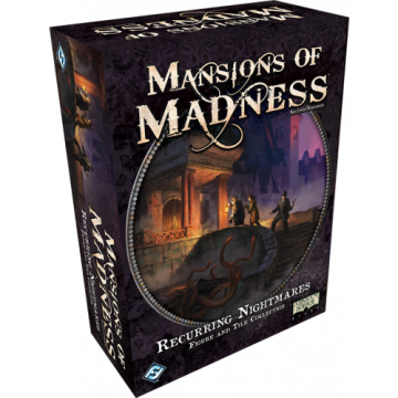 Mansions of Madness: Second Edition – Recurring Nightmares