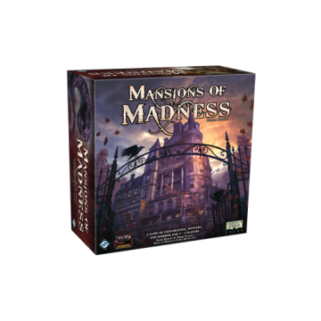 Mansions of Madness: Second Edition