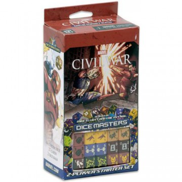 Marvel Dice Masters: Civil War - Starter