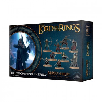 Middle-Earth Strategy Battle Game - Fellowship Of The Ring