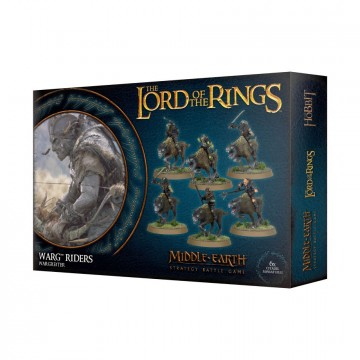 Middle-Earth Strategy Battle Game - Warg™ Riders