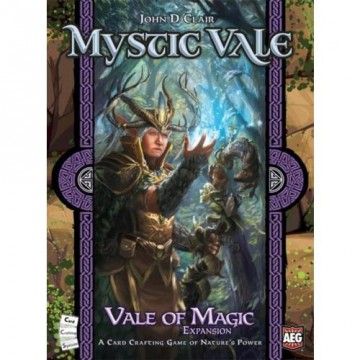 Mystic Vale: Vale of Magic