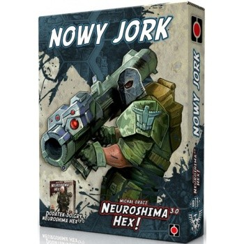 Neuroshima Hex 3.0: New York