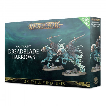 Nighthaunt Dreadblade Harrows (Age of Sigmar) - Easy To Build