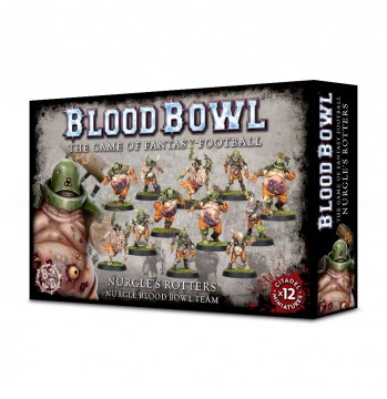 Nurgle's Rotters (Blood Bowl team)