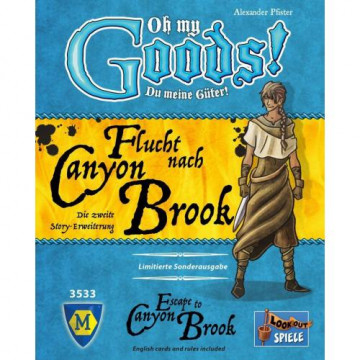 Oh My Goods!: Escape to Canyon Brook