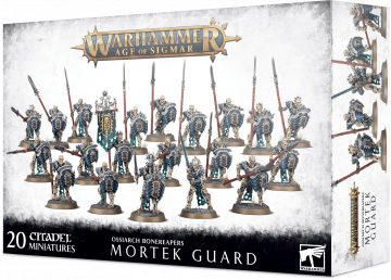 Ossiarch Bonereapers Mortek Guard (Warhammer: Age of Sigmar)