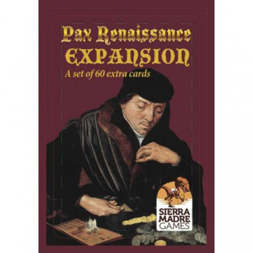 Pax Renaissance Expansion (anglicky)