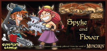 Red Dragon Inn: Allies - Spyke & Flower