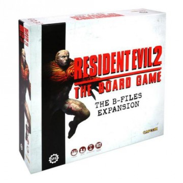 Resident Evil 2: The Board Game – B-Files Expansion