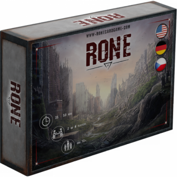 RONE - Race of New Era (english)