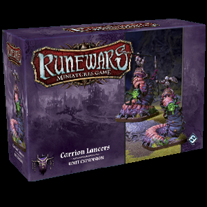RuneWars: Miniatures Game - Carrion Lancers