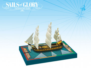 Sails Of Glory - Mahonesa 1789 / Ninfa 1795 Ship Pack