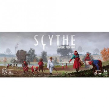 Scythe: Invaders from Afar (anglicky)