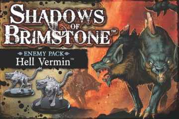 Shadows of Brimstone: Hell Vermin