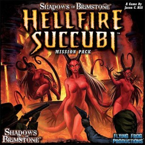 Shadows of Brimstone: Hellfire Succubi