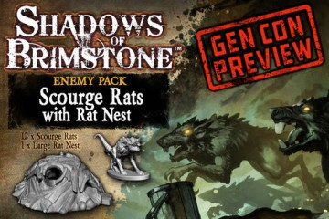 Shadows of Brimstone: Scourge Rats