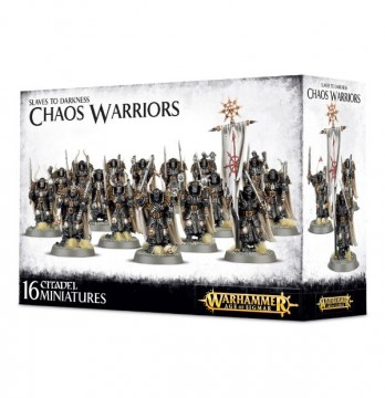 Slaves to Darkness: Chaos Warriors