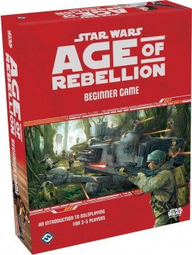 Star Wars: Age of Rebellion - Beginner Game