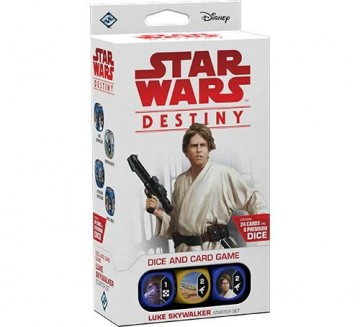 Star Wars: Destiny - Luke Skywalker Starter Set - anglicky