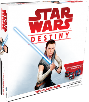 Star Wars: Destiny - Two-Player Game (anglicky)
