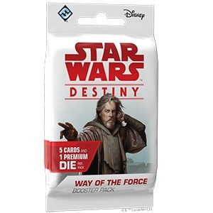 Star Wars: Destiny - Way of the Force - anglicky