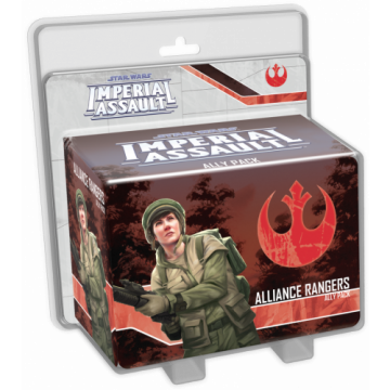 Star Wars: Imperial Assault - Alliance Rangers