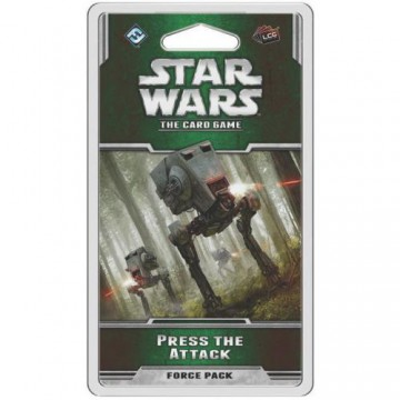 Star Wars LCG: Press the Attack