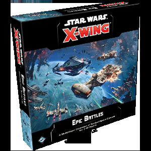 X-Wing Second Edition: Epic Battles Multiplayer Expansion
