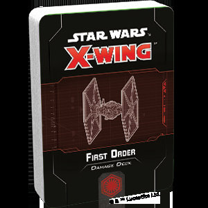 X-Wing Second Edition: First Order Damage Deck