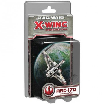 Star Wars: X-Wing Miniatures Game – ARC-170 Expansion Pack