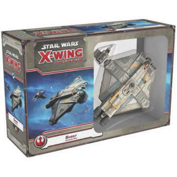 Star Wars: X-Wing Miniatures Game - Ghost