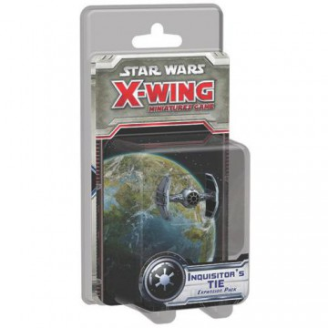 Star Wars: X-Wing Miniatures Game - Inquisitor's TIE