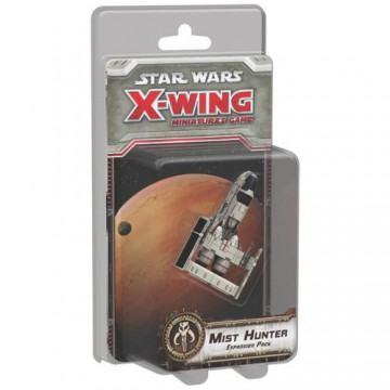 Star Wars: X-Wing Miniatures Game - Mist Hunter