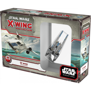 Star Wars: X-Wing Miniatures Game - U-Wing