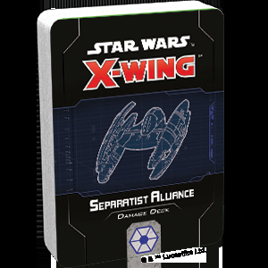 X-Wing Second Edition: Separatist Damage Deck